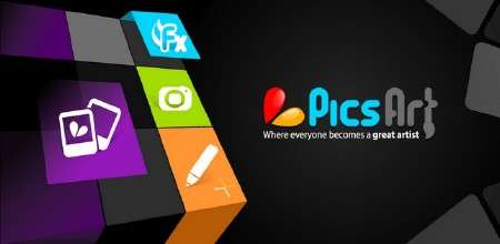 PicsArt - Photo Studio 3.0.2 (Android)