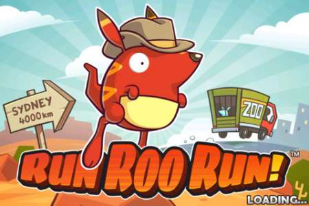 Run Roo Run v1.0.4 [.ipa/iPhone/iPod Touch/iPad]