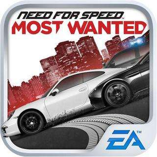 Need for Speed Most Wanted v1.0.0 [RUS] [.ipa/iPhone/iPod Touch/iPad]