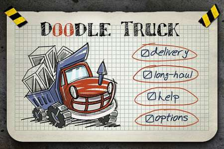 Doodle Truck v1.7.6 [.ipa/iPhone/iPod Touch]