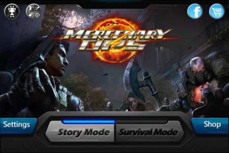 Mercenary Ops v1.0 [.ipa/iPhone/iPod Touch/iPad]