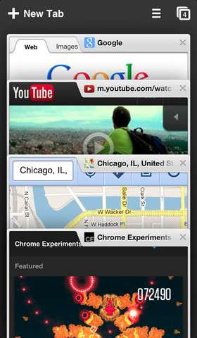 Chrome v23.0.1271.91 [RUS] [.ipa/iPhone/iPod Touch/iPad]