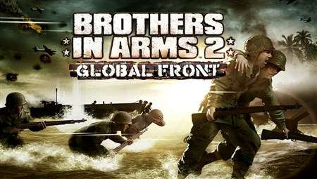 Brothers In Arms 2: Global Front HD (Android)