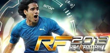 Real Football 2013 (Android)