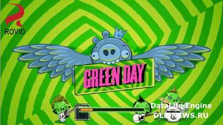 Angry Birds: Green Day (Java)