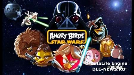 Angry Birds Star Wars HD v1.1.2 (Android)