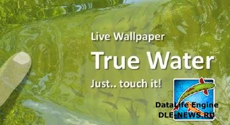 True Water Live Wallpaper v1.0.3 (Android)
