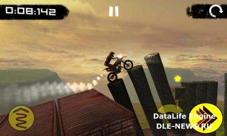Xtreme Dirtz 1.02 [Гонки, Спорт, ENG] [Android]